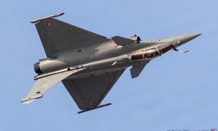 AIRSHOW NEWS: French Air Force Dassault Rafale Solo Display Dates 2021