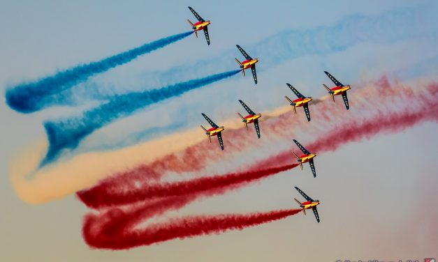 AIRSHOW NEWS: Patrouille de France Display Dates 2020