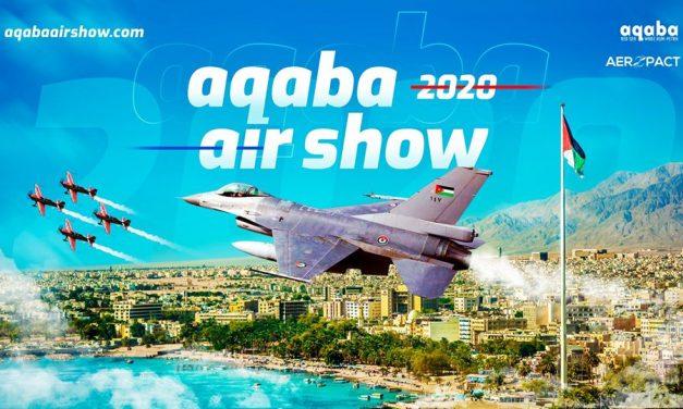 AIRSHOW NEWS: Aqaba Air Show postponed due to global Coronavirus outbreak