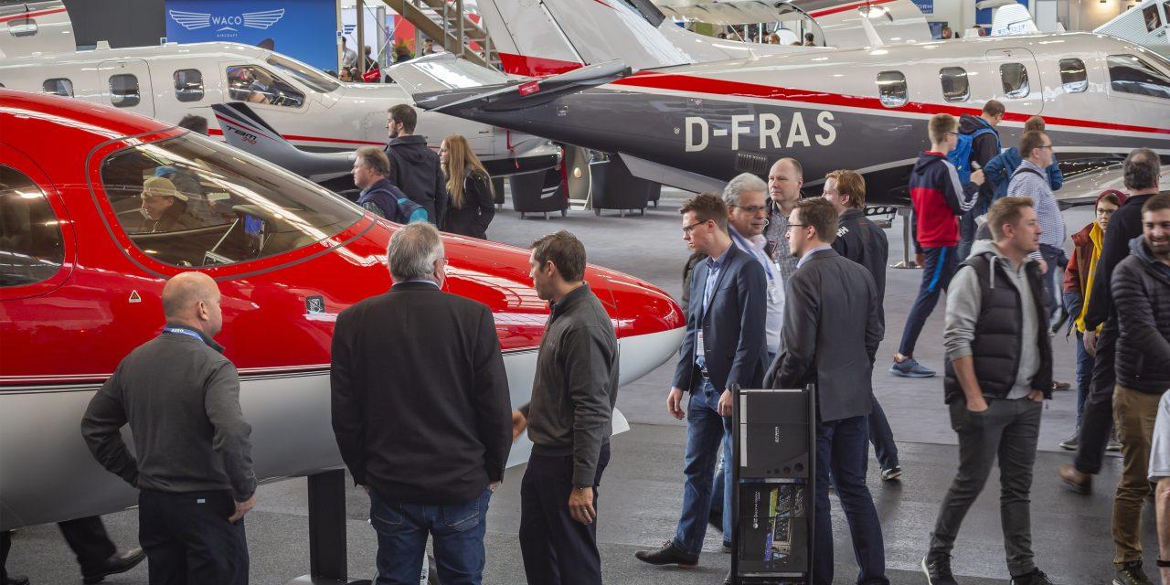 AIRSHOW NEWS: Messe Friedrichshafen postpones aviation show AERO