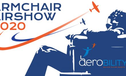 AIRSHOW NEWS: Aerobility Launches the Armchair Airshow