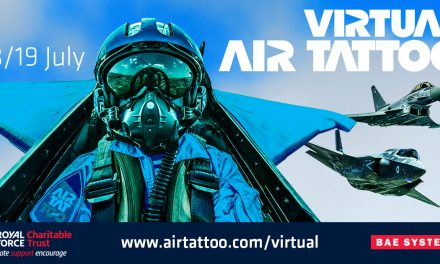 AIRSHOW NEWS: Virtual Air Tattoo attracts International Support