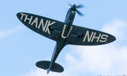 AIRSHOW NEWS: NHS Spitfire to headline extended Duxford Battle of Britain Air Show