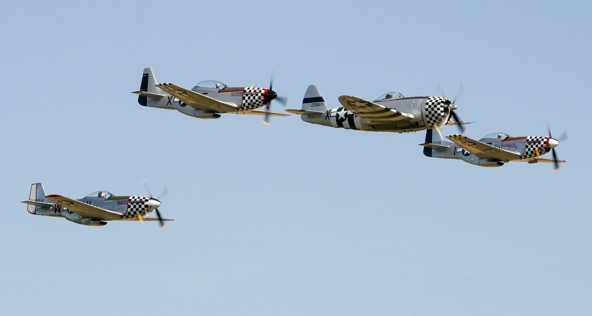 AIRSHOW NEWS: IWM Duxford and The Fighter Collection announce relocation of Flying Legends Air Show