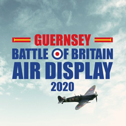 Guernsey Battle of Britain Air Display 2020
