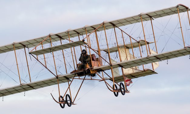 REVIEW: The Shuttleworth Collection Vintage 'Drive-In' Airshow