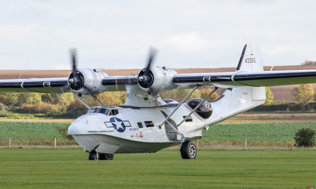 AIRSHOW NEWS: Help rescue 'Miss Pick Up' from Loch Ness