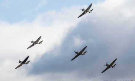 AIRSHOW NEWS: Flying Legends Airshow moves to Sywell Aerodrome