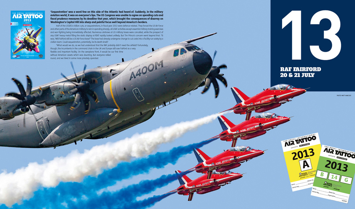 Air Tattoo 50 – The Story of the World's Greatest Airshow