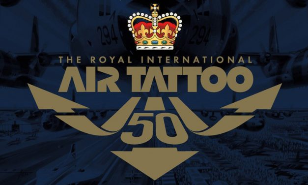AIRSHOW NEWS: Air Tattoo 50th Anniversary Book set to fly off the shelves