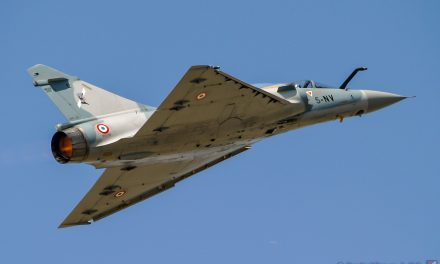 AIRSHOW NEWS: New French Air Force Mirage 2000C 'Gusto Tactical Demo' formed for the 2021 Display Season