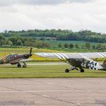 Duxford Flying Day: Standing Together - Image © Paul Johnson/Flightline UK