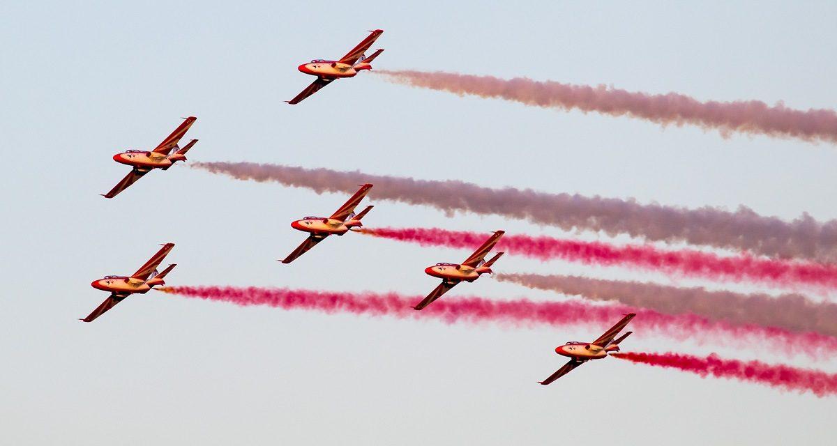 AIRSHOW NEWS: Polish Air Force's Biało-Czerwone Iskry to disband in 2021