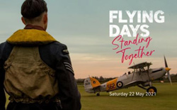 Duxford Flying Day: Standing Together