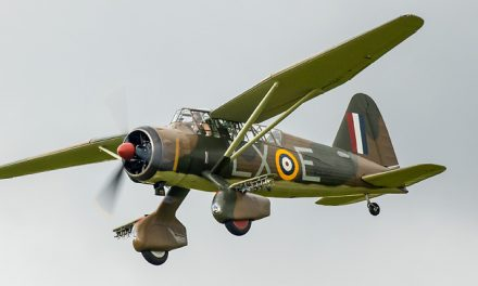 REVIEW: Shuttleworth Collection Spies and Intrigue Evening Airshow
