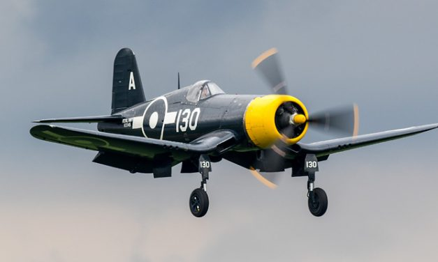 REVIEW: Duxford Flying Day: Standing Together