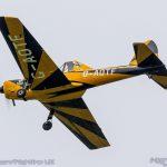 Shuttleworth Collection Scurry of Chipmunks Evening Airshow - Image © Paul Johnson/Flightline UK
