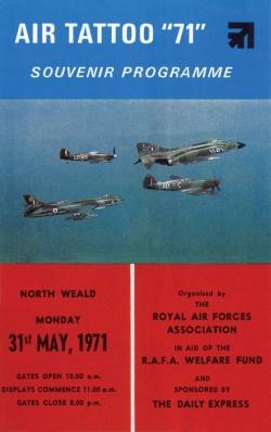 50th Anniversary of the Royal International Air Tattoo