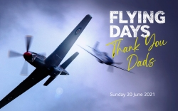 Duxford Flying Day: Thank You Dads