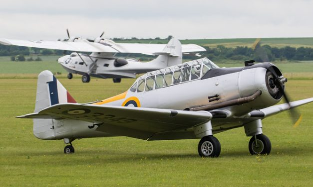 REVIEW: IWM Duxford Flying Day: 'Thank You Dads'