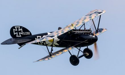 REVIEW: Stow Maries Wings and Wheels