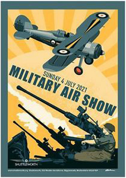 Shuttleworth Collection Military Drive-In Airshow