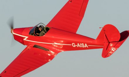 REVIEW: Shuttleworth Collection 'Flying for Fun' Evening Airshow