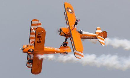REVIEW: IWM Duxford Summer Airshow