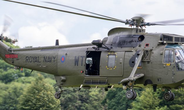 REVIEW: Shuttleworth Collection Military Drive-In Airshow
