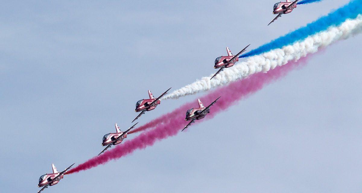 AIRSHOW NEWS: Weston Air Festival to return next summer