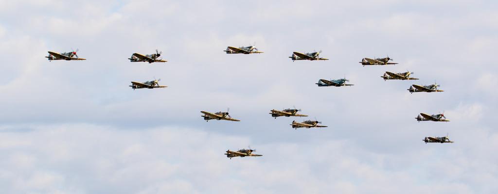 REVIEW: IWM Duxford Battle of Britain Airshow